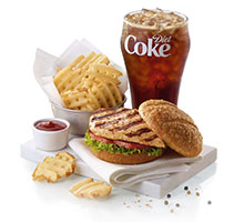 photo relating to Chick Fil a Menu Printable titled Obtain Foodstuff Chick-fil-A