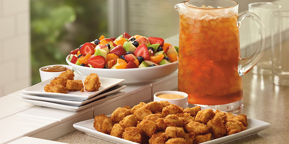 chick fil a catering party platters made to order chick fil a