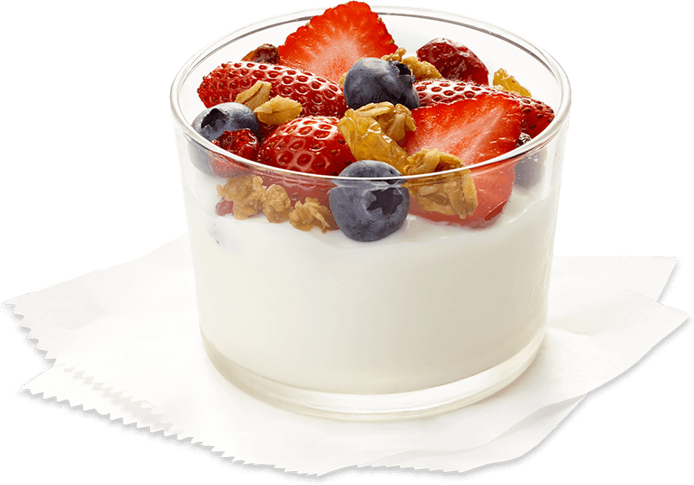 Greek Yogurt Parfait W/ Granola | Chick-fil-A
