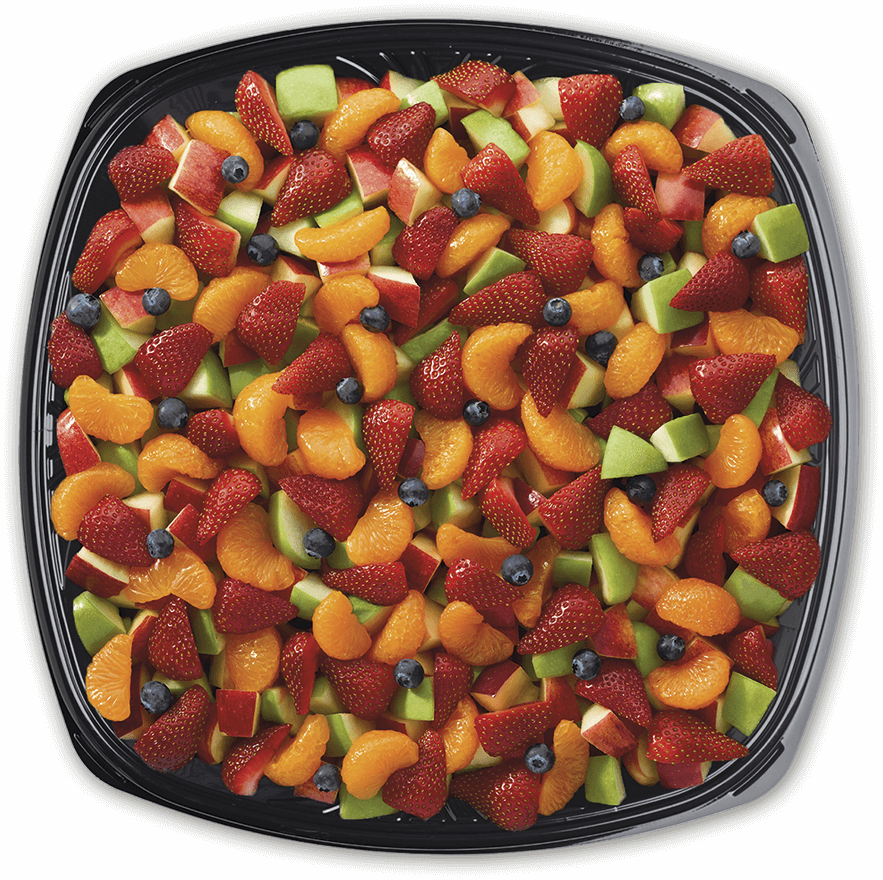 cashew fruit chick fil a fruit tray