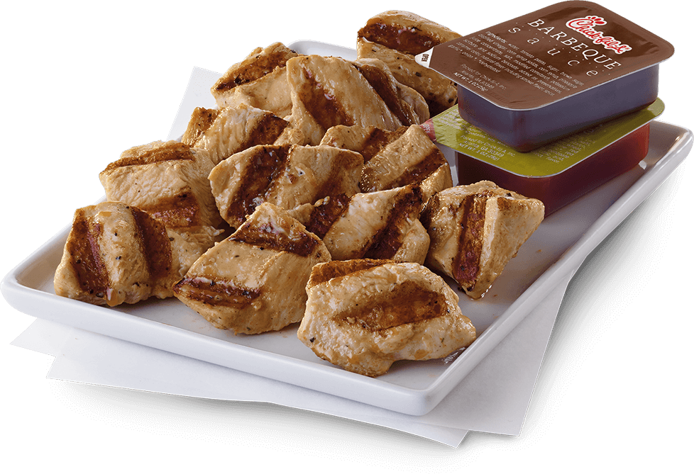 grilled nuggets nutrition and description chickfila